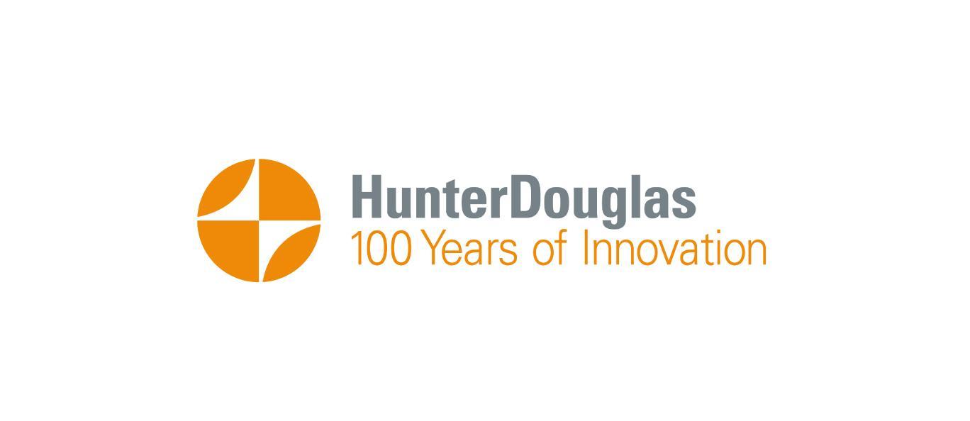 HunterDouglas- 100 años