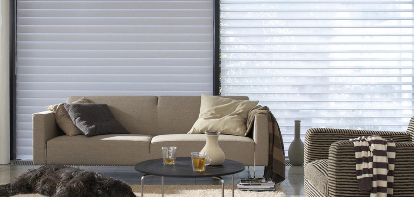 Hunter Douglas cortinas silhouette