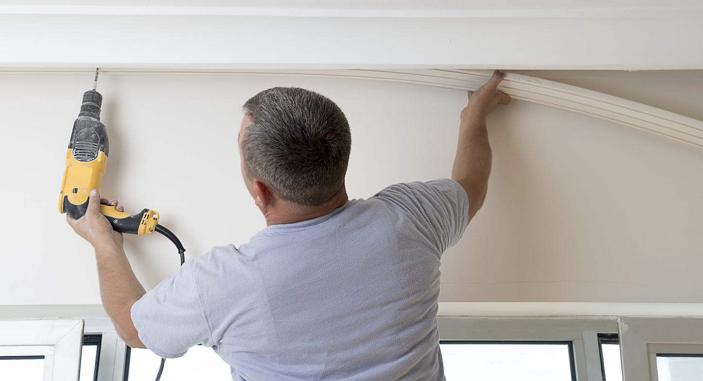 6 errores que debes evitar a la hora de colgar tus cortinas