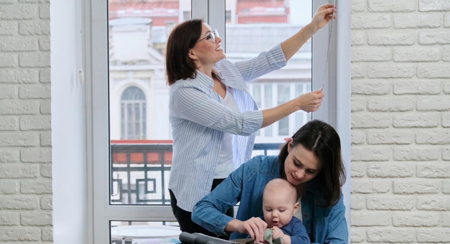 Las 6 mejores cortinas y persianas para departamentos pequeños