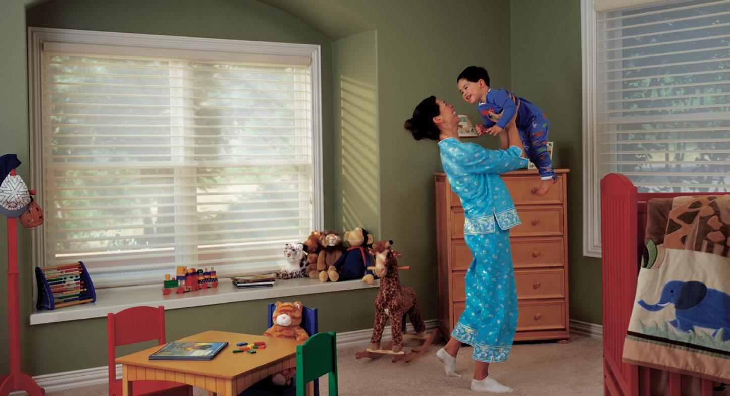 5 consejos para decorar una habitación segura para el bebé