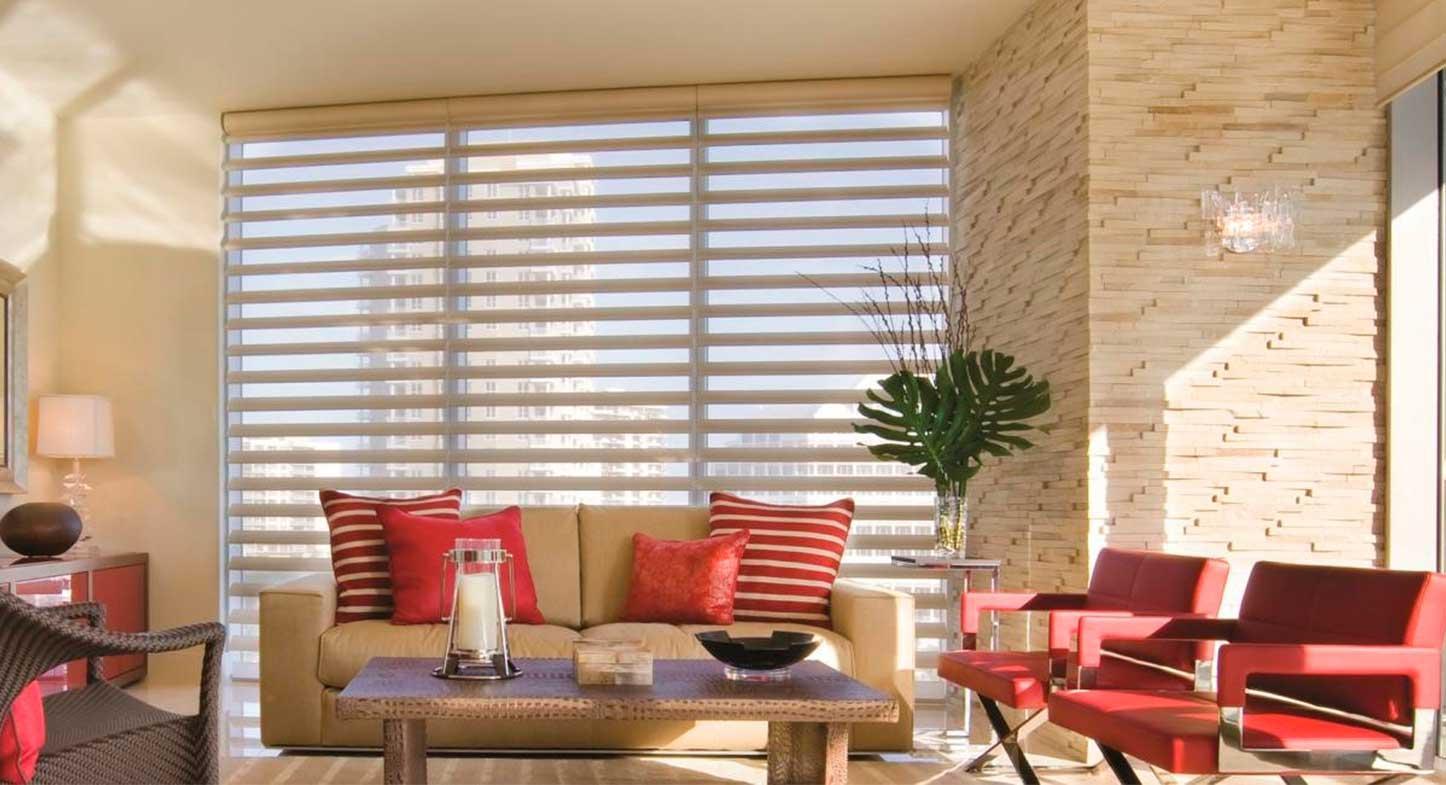 Resultado de imagen para iluminación en el hogar persianas