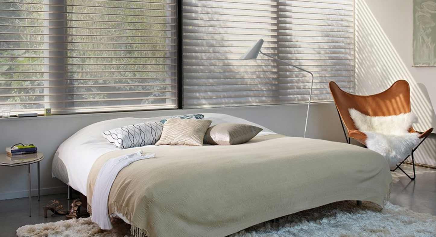 Cortinas o persianas ¿Cuál es la más adecuada para tu habitación?