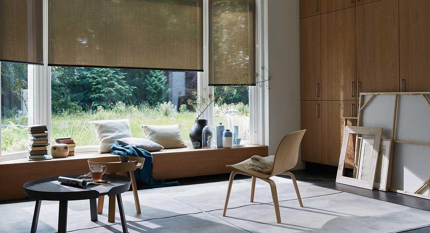 ¿Por qué debería adquirir las cortinas Roller?