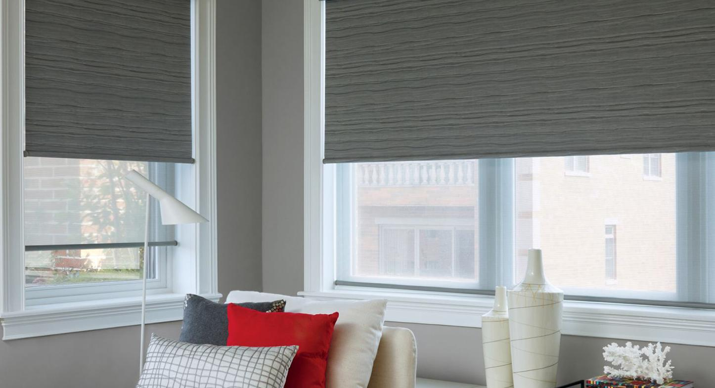 4 cosas que debes considerar al escoger una cortina para un ambiente de concepto abierto