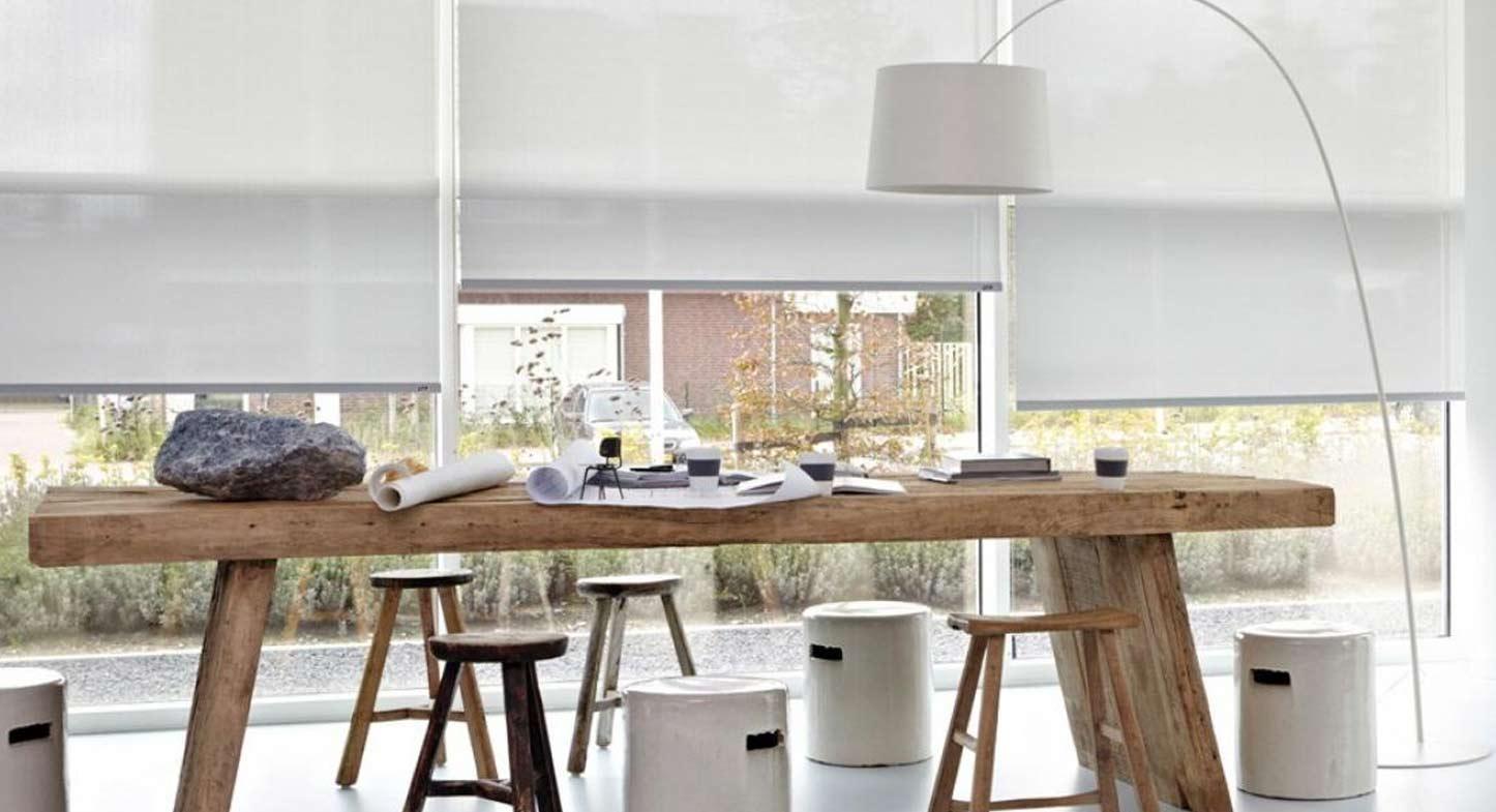 ¿Cuáles son las mejores cortinas para evitar el ingreso de luz?