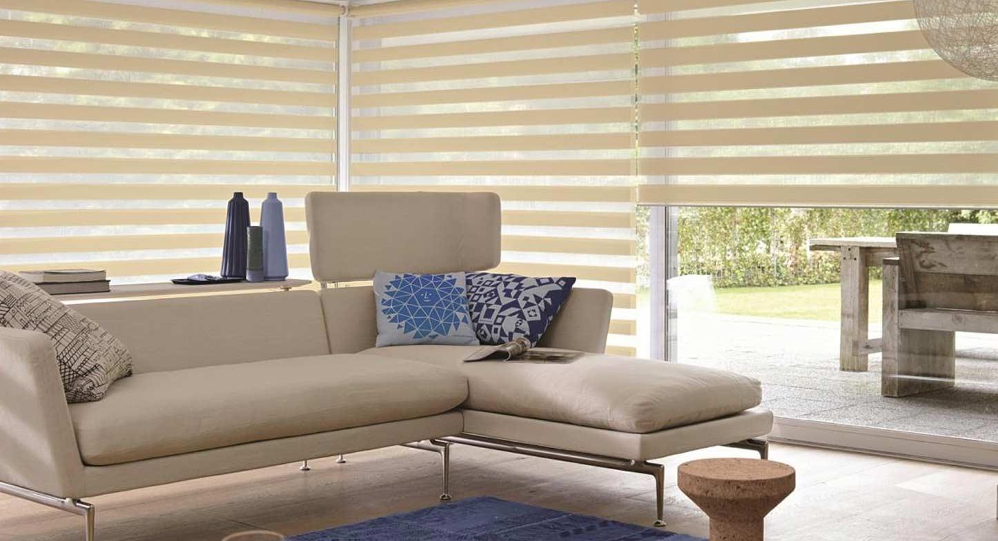 ¿Deben coincidir todas las cortinas en casa?
