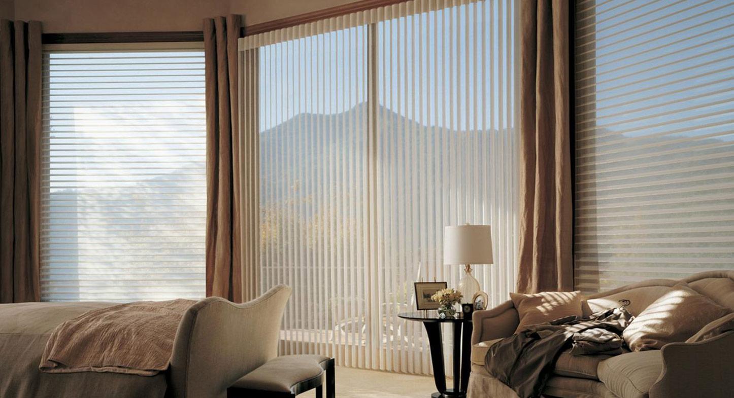 Cómo elegir las mejores cortinas para ventanas grandes