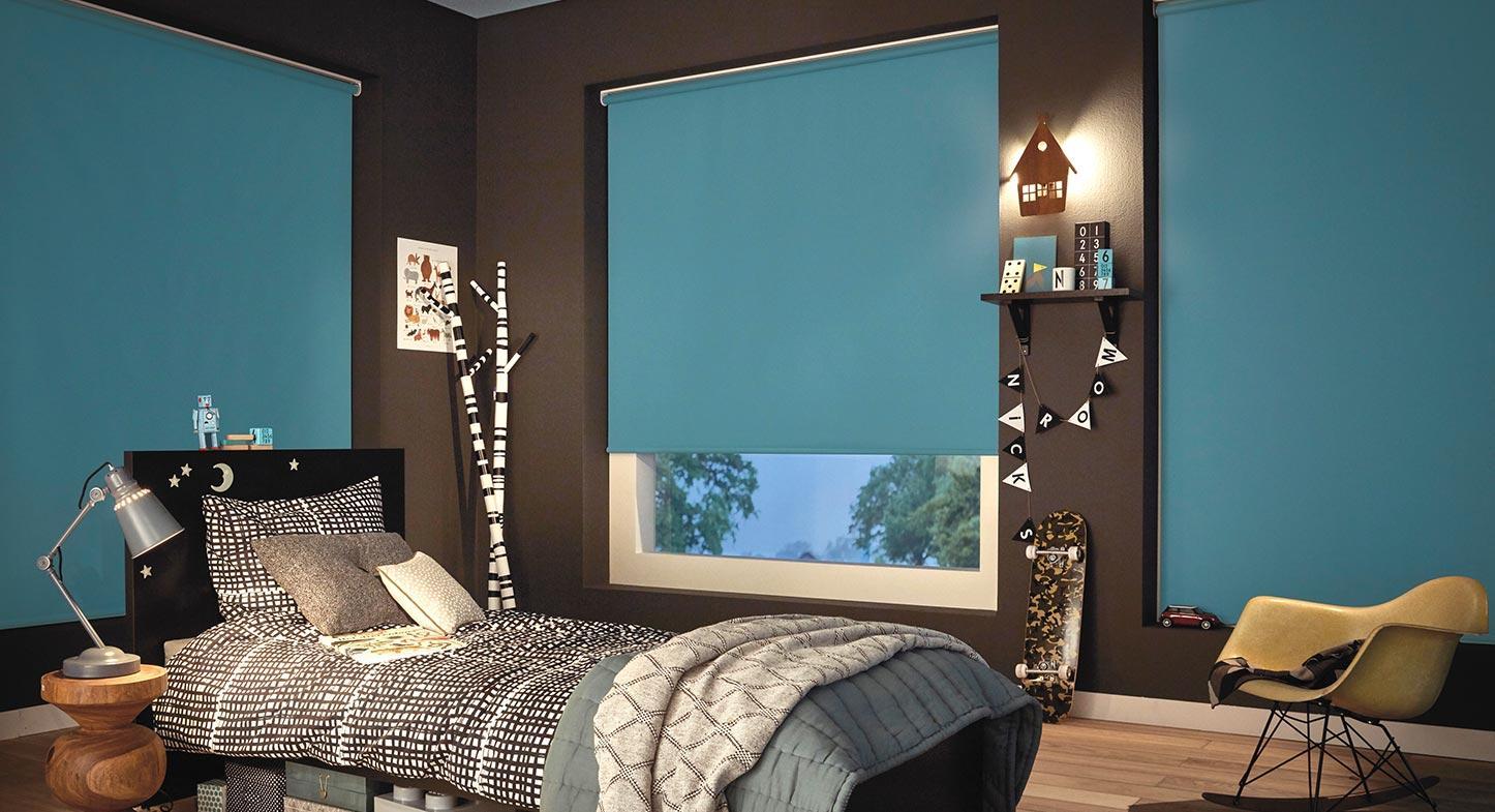 Cómo elegir las mejores cortinas blackout para tu cuarto