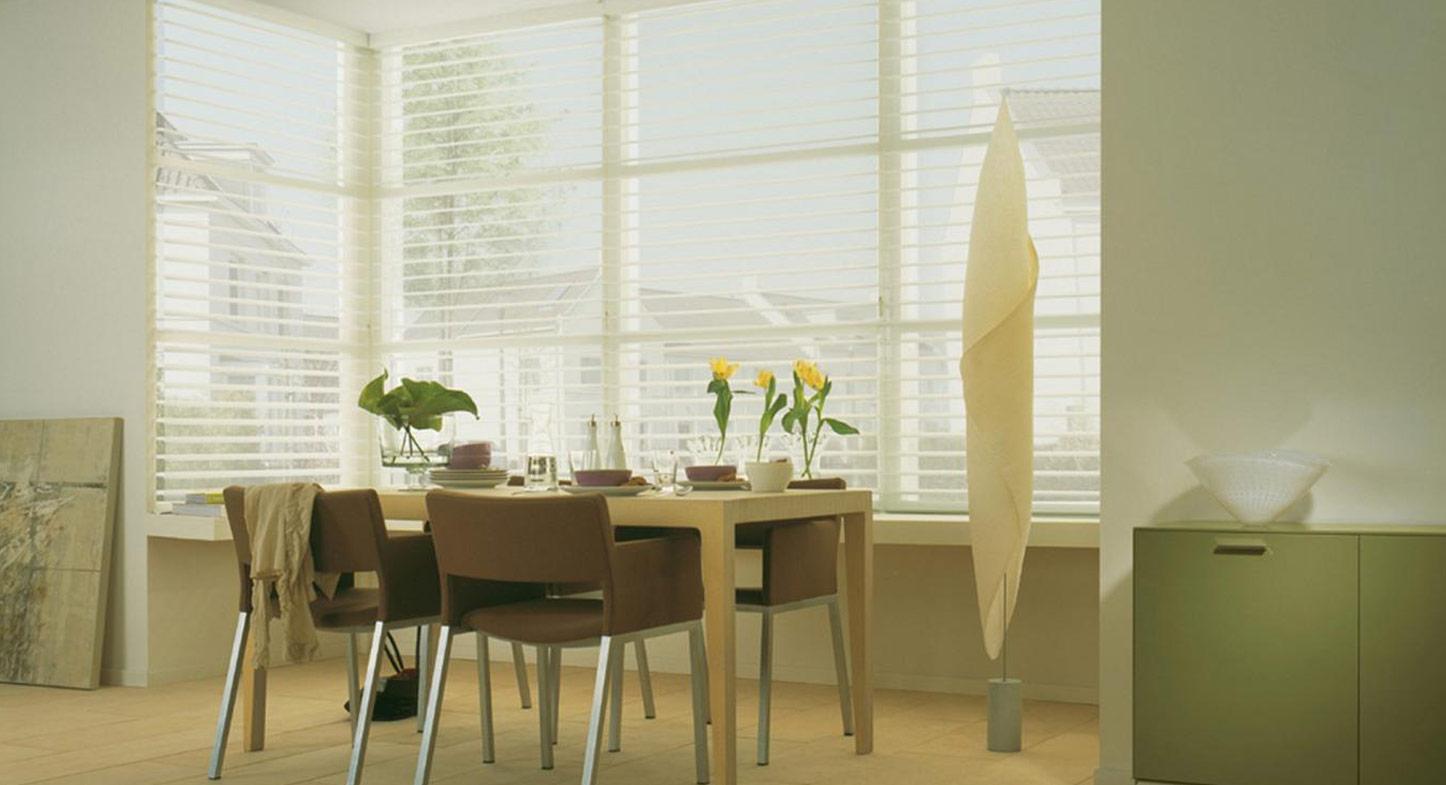 ¿Cómo elegir las mejores cortinas para comedor?