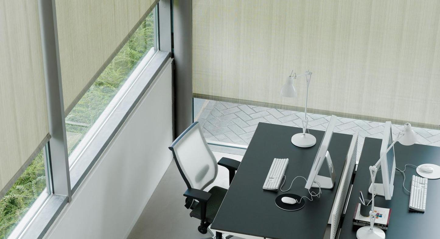 ¿Cómo encontrar las mejores cortinas para oficina?
