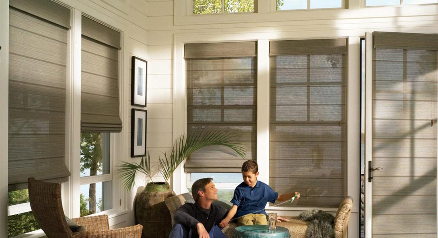 Los mejores tipos de cortinas para cada habitación de tu casa