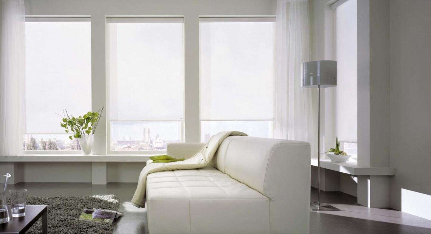 ¿Por qué utilizar cortinas enrollables?