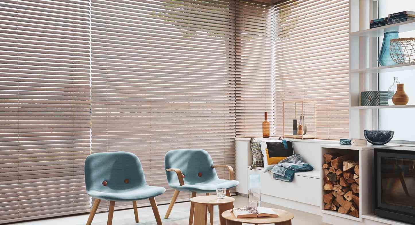 7 razones para elegir persianas de madera