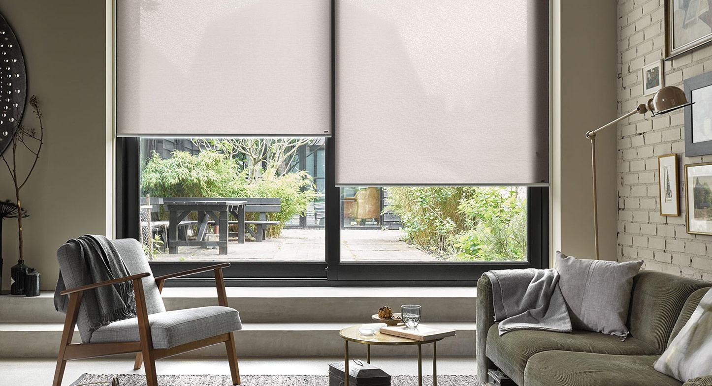 3 tipos básicos de cortinas para dormitorios
