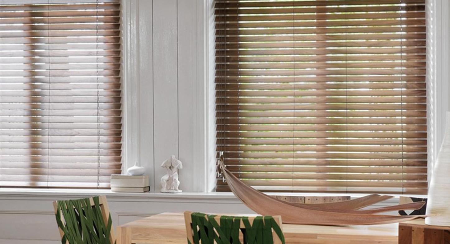 Todo lo que tienes que saber sobre las persianas de madera