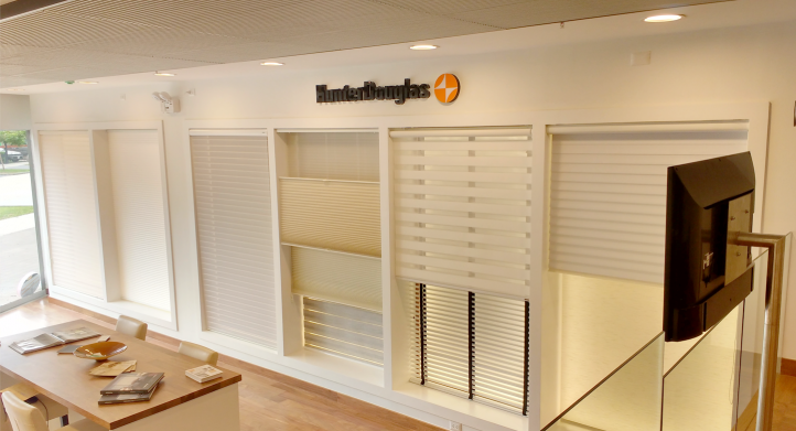 La Revolución de las Tiendas: Hunter Douglas en Lima - Design Center