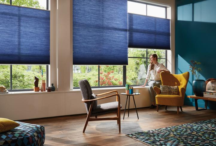 Beneficios de la cortina Duette de Hunter Douglas