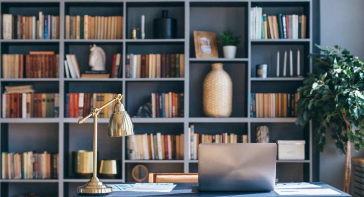 Cómo crear un ambiente perfecto para tu biblioteca en casa
