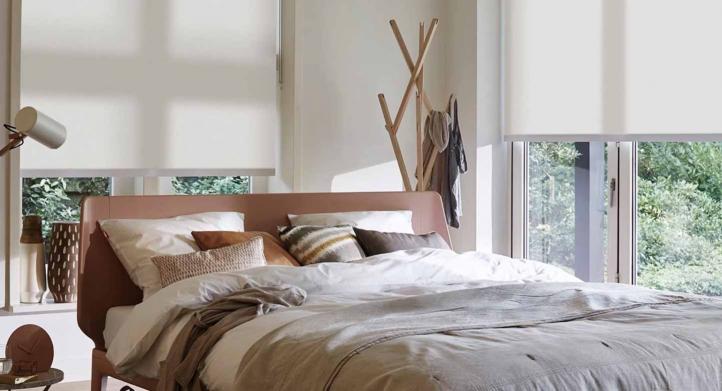 Cómo usar cortinas para crear un ambiente ideal para dormir