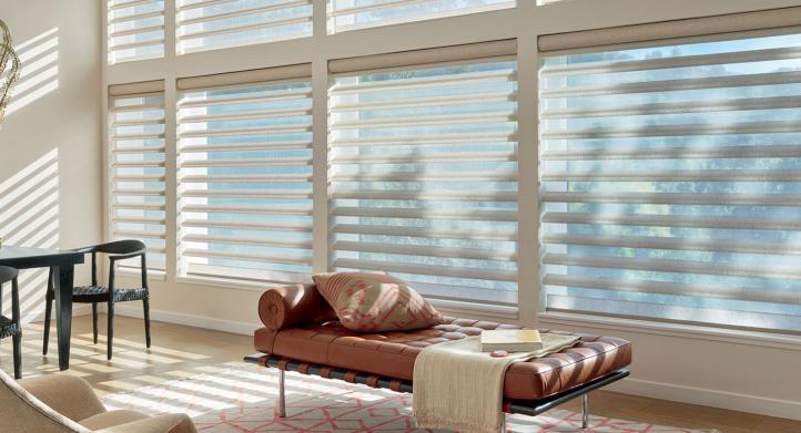 ¿Cuáles son las mejores cortinas para ver a través de las ventanas?