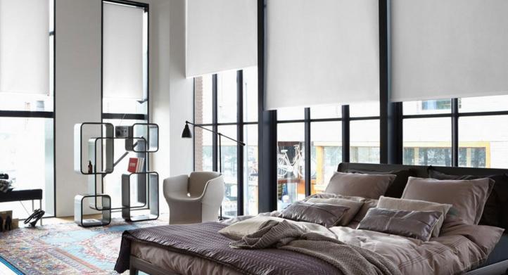 Cómo elegir una cortina para dormitorio