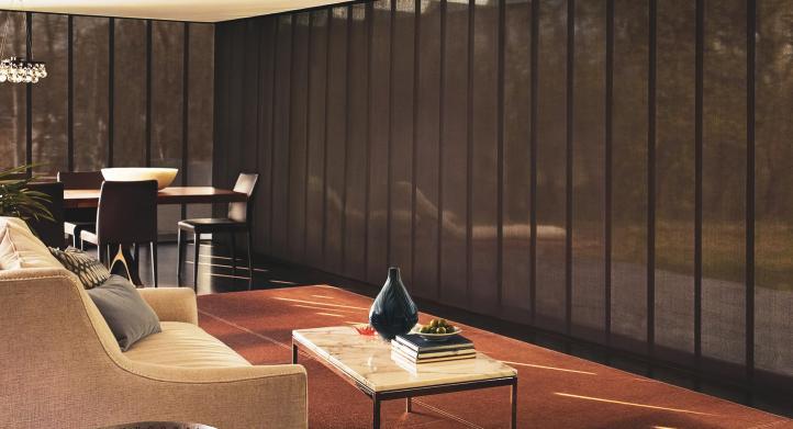 ¿Por qué están de moda los paneles japoneses?