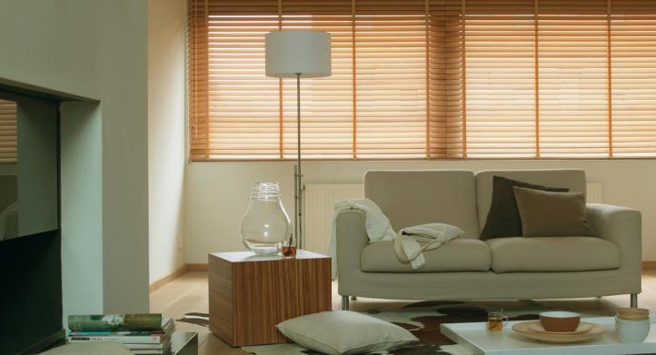 7 beneficios de las persianas de madera