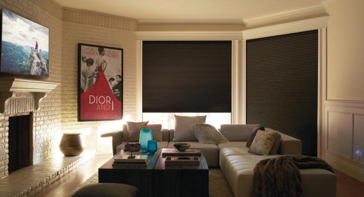 Redescubre las cortinas Duette y su nuevo sistema LightLock