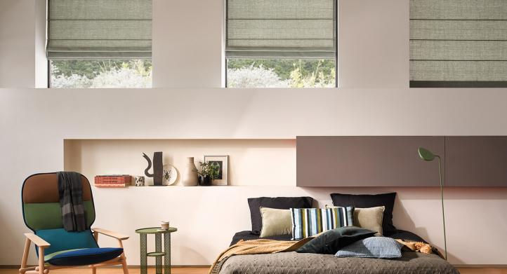 Consejos para elegir colores en modelos de cortinas para dormitorio