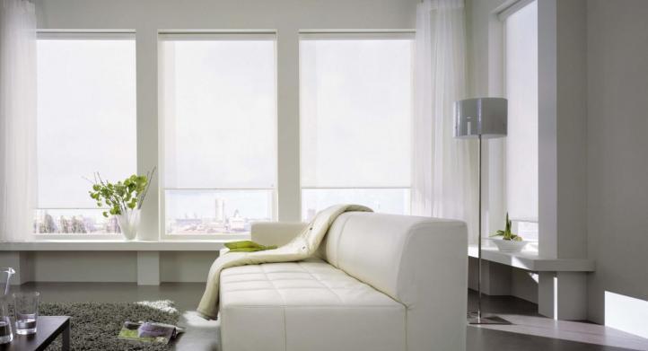 5 razones por las que debes usar cortinas enrollables