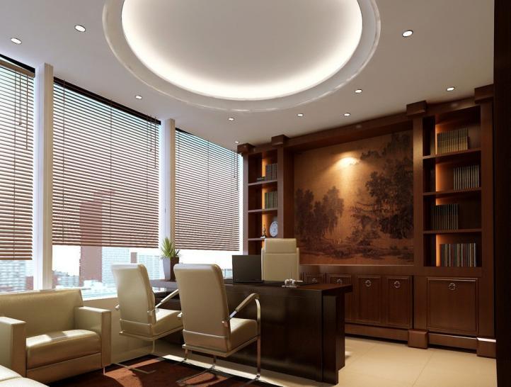 Persianas para oficina y decoración del espacio laboral
