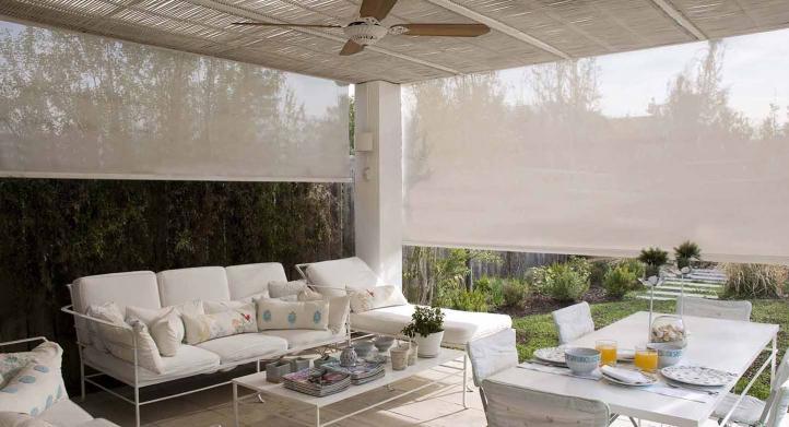 5 razones para instalar cortinas en tu pérgola
