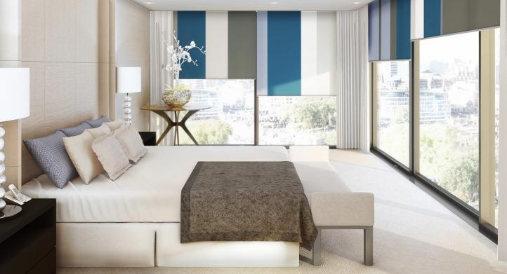 7 reglas imprescindibles para colgar cortinas y persianas