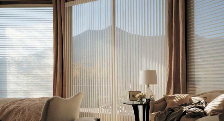 Tamaño de cortinas: ¿puede una cortina ser más larga que la ventana?