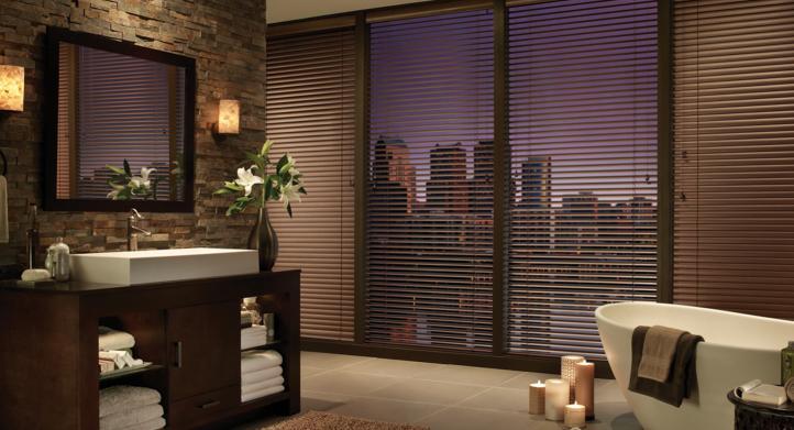 7 tips para decorar con persianas de madera