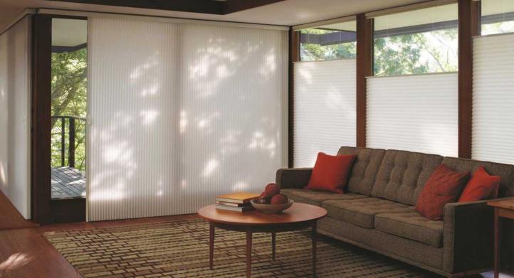 ¿Cuáles son las ventajas de usar las cortinas Duette?