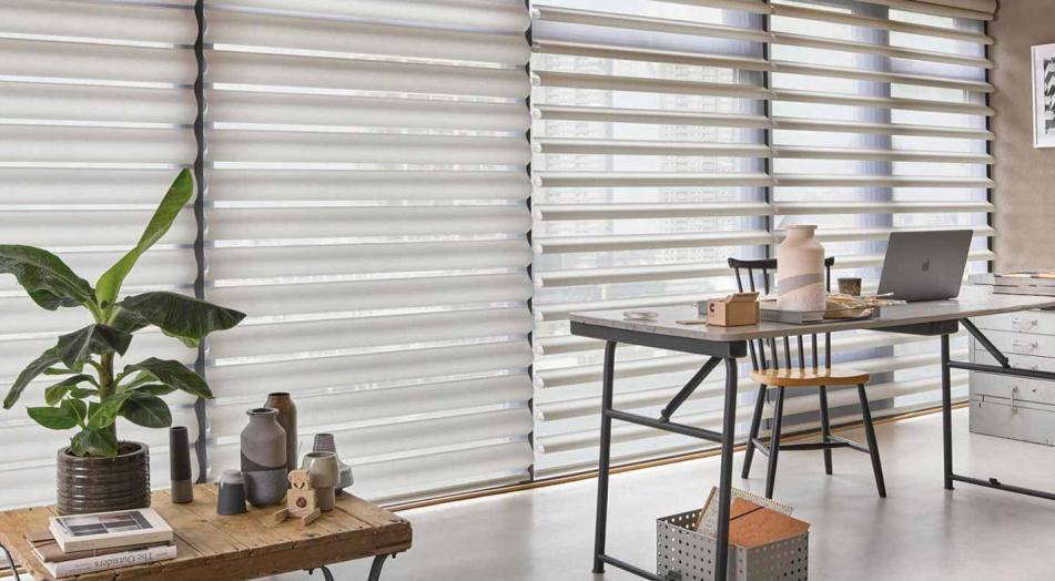 ¿Cuáles son las mejores cortinas para home office?