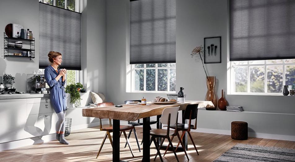 Cómo escoger las cortinas y persianas motorizadas correctas para tu casa u oficina