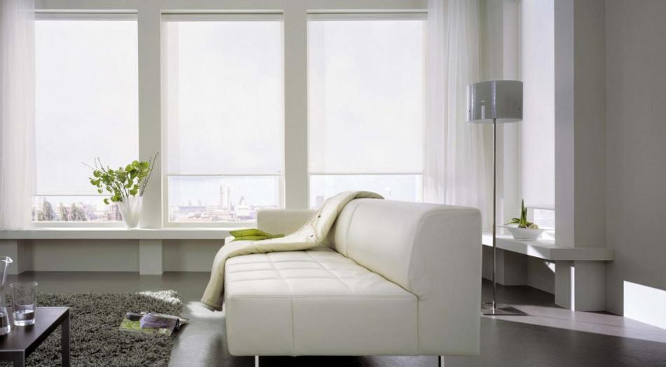 ¿Cuáles son las mejores persianas para ventanas grandes?