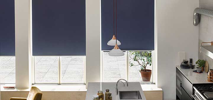 Cortinas Roller Quantum Blackout