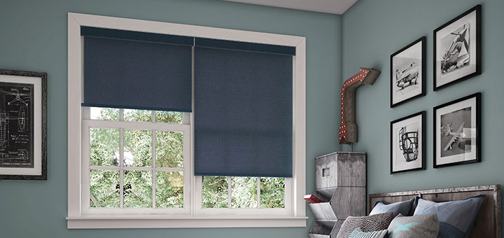Cortinas para dormitorios modelos y colores para la for Cortinas gruesas para dormitorios