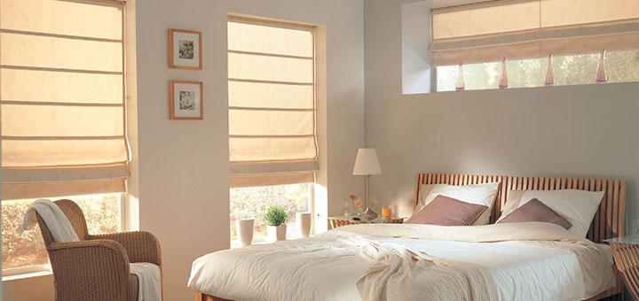 Cortinas para dormitorios modelos y colores para la for Modelos de cortinas para habitaciones