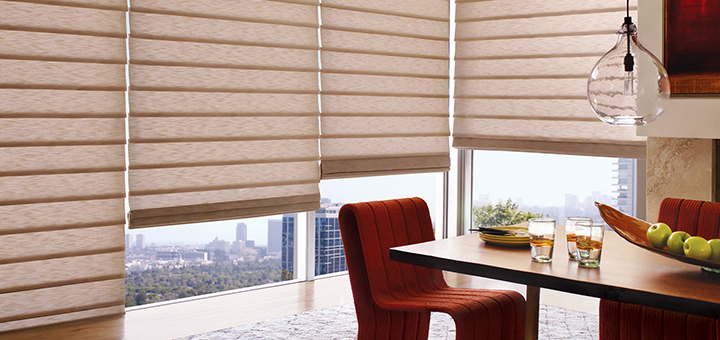 mueblos suaves hunter douglas