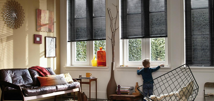 Hunter Douglas cortinas persianas venecianas