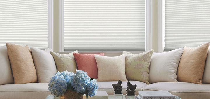 panel pliegues hunter douglas