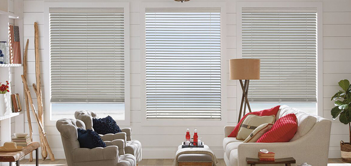 persianas Country Woods de Hunter Douglas
